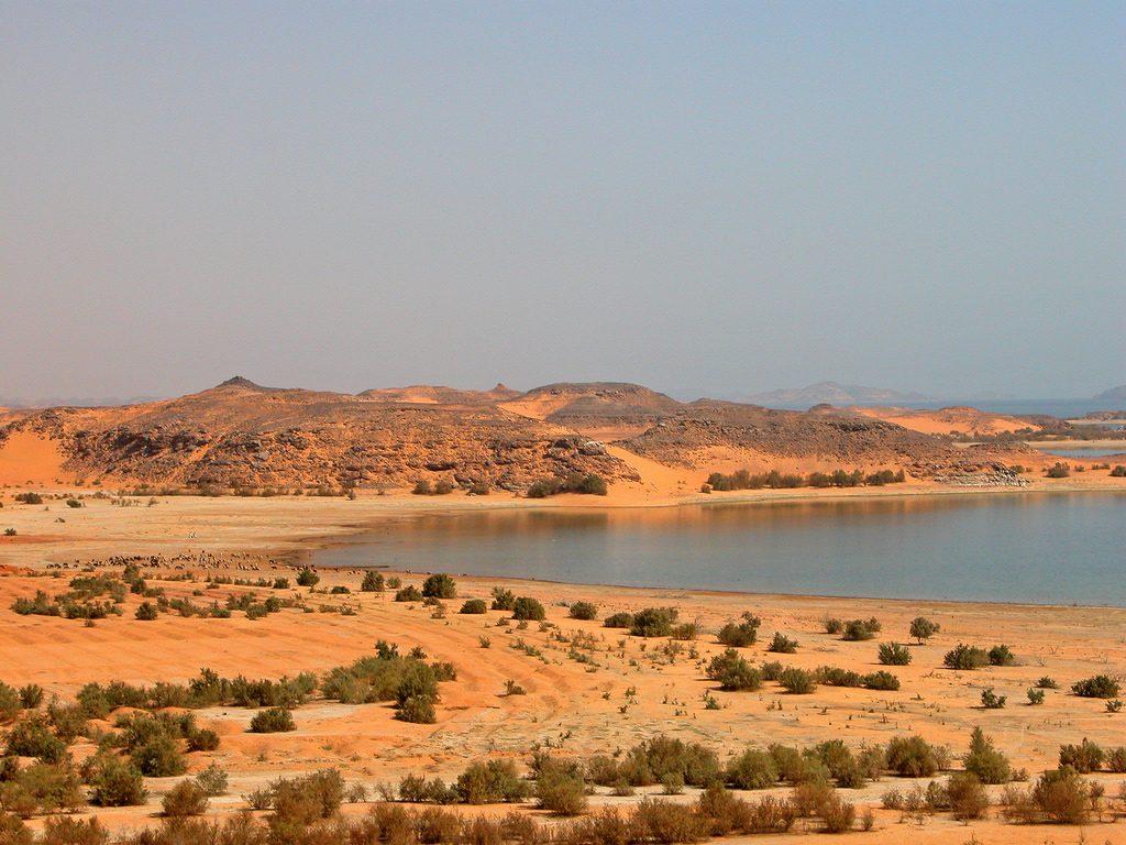 Egypt -- Scene