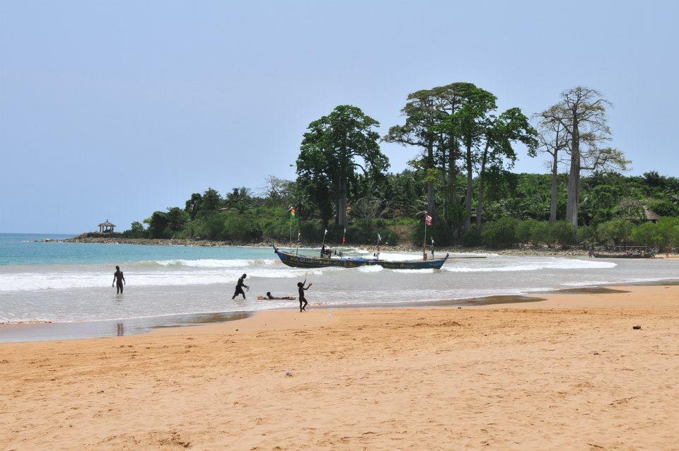 Ghana -- Busua
