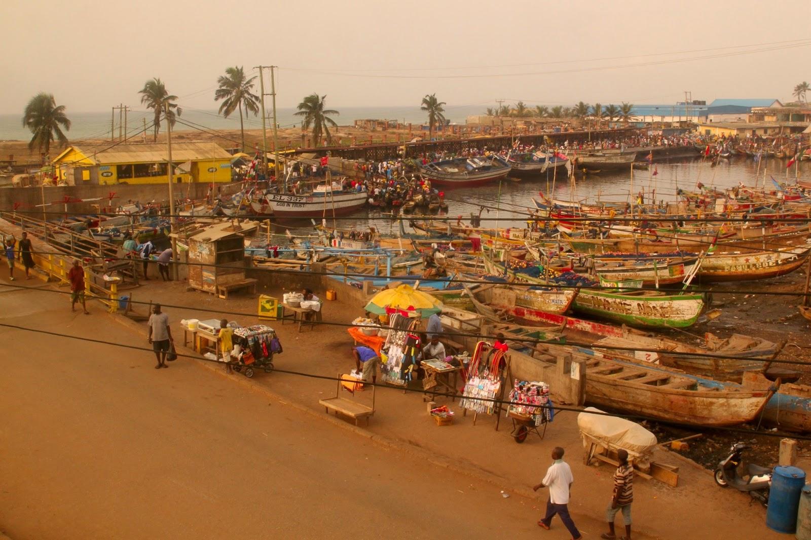 Ghana -- Elmina