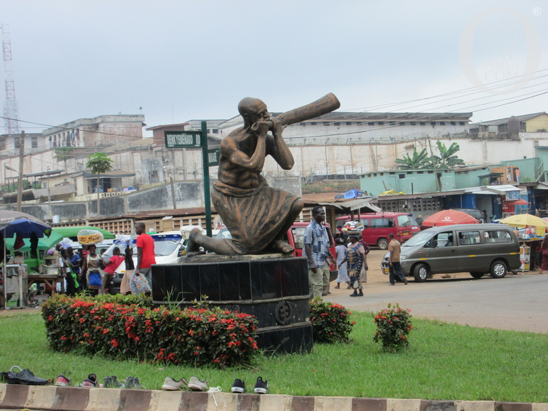 Ghana -- Kumasi