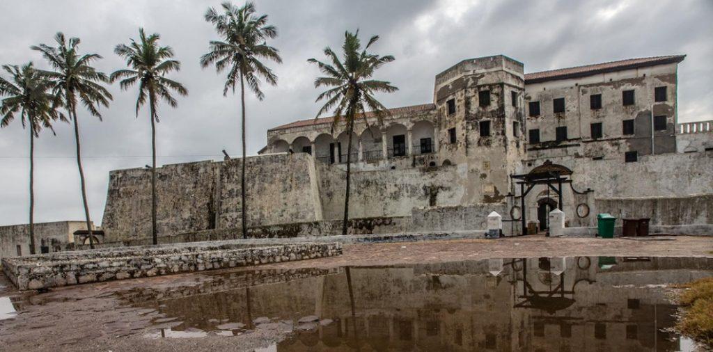 Ghana -- elmina-castle-slave-fort