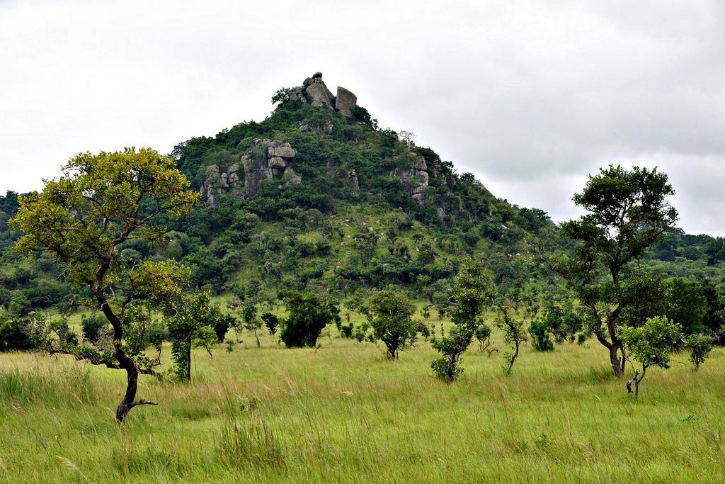 Ghana -- shai hills 2