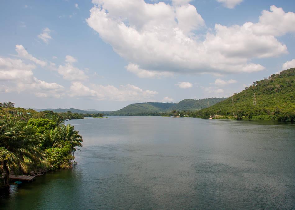 Ghana -- volta-river