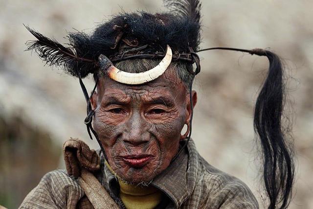 Konyak Tribe by DaJudge