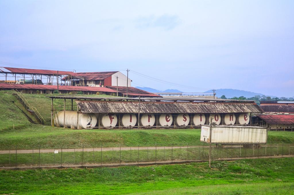 Liberia -- Firestone