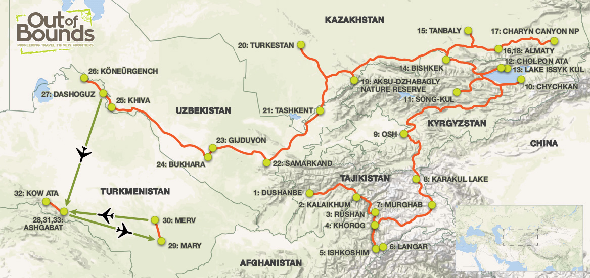 Pamir Highway Tour on map of taklimakan desert, map of western ghats, map of afghanistan, map of aral sea, map of sierra madre occidental, map of bhutan, map of mongolia, map of kashgar, map of tibet, map of indus river, map of uzbekistan, map of zabul province, map of madagascar, map of pakistan, map of tien shan, map of singapore, map of cordillera oriental, map of caspian sea region, map of bamyan province, map of yemen,