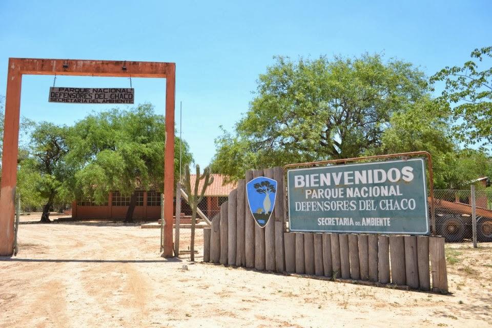 Paraguay -- defensores del chaco