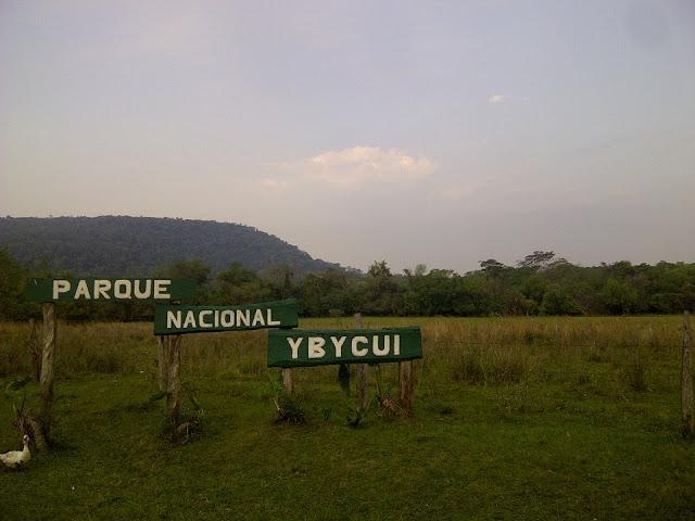 Paraguay -- ybycui