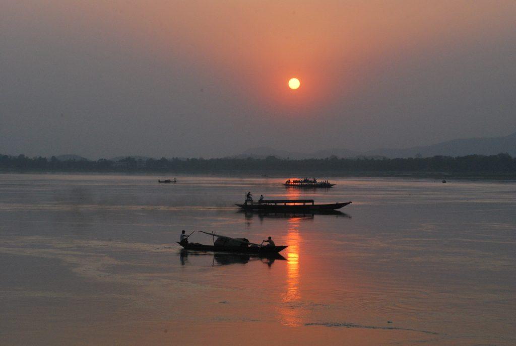River Brahmaputra