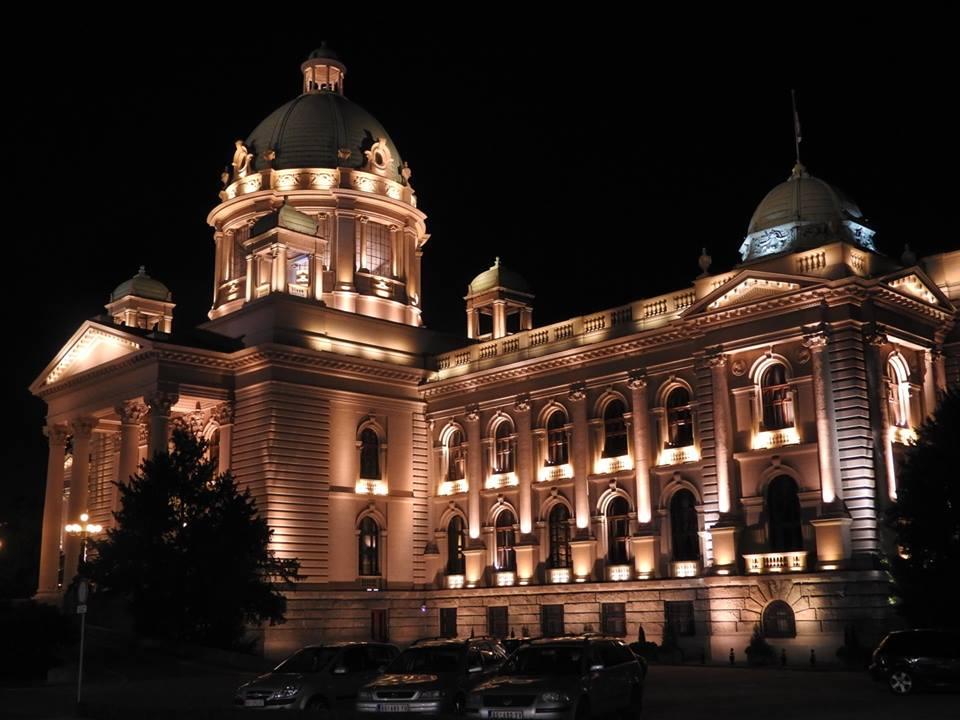 serbia-belgrade-night