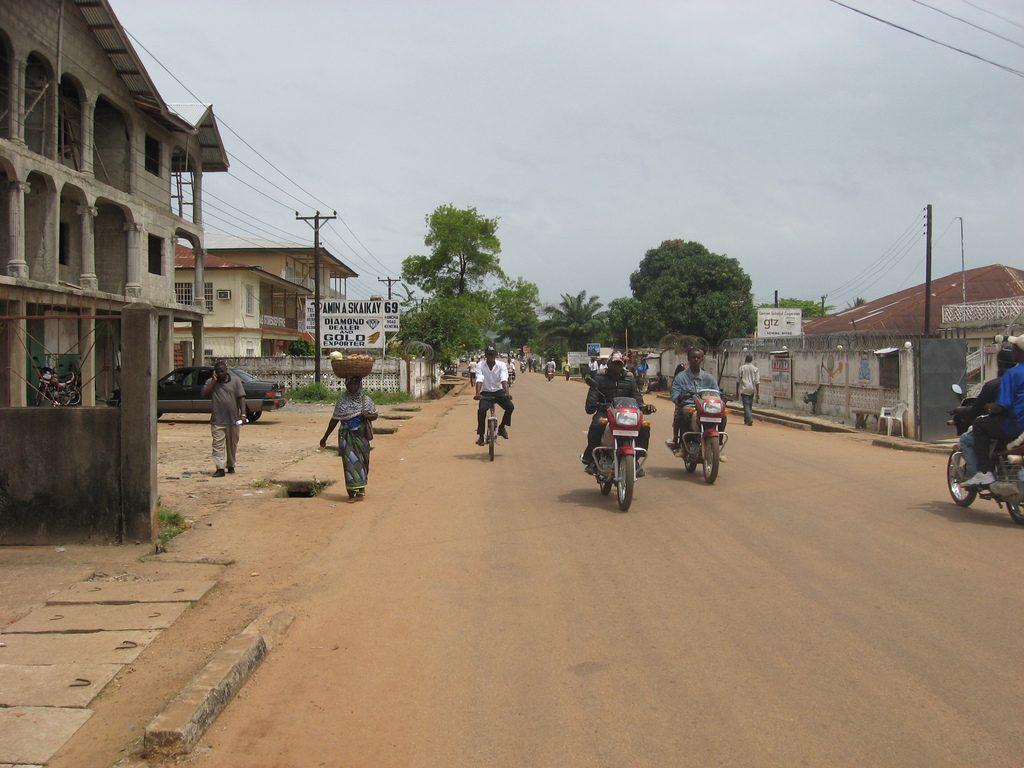 Sierra Leone -- Kenema
