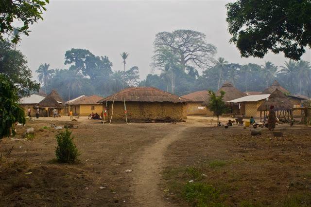 Sierra Leone -- Rogbonko Village