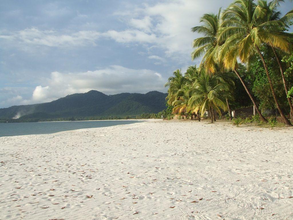 Sierra Leone -- Tokeh Beach