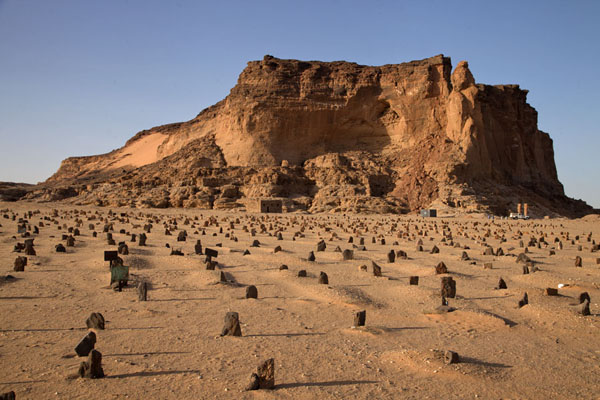 Sudan -- Jebel Barkal 2