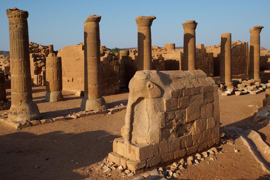 Sudan -- Musawwarat es-Sufra