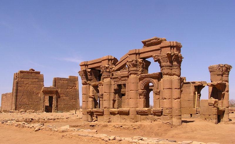 Sudan -- Naga