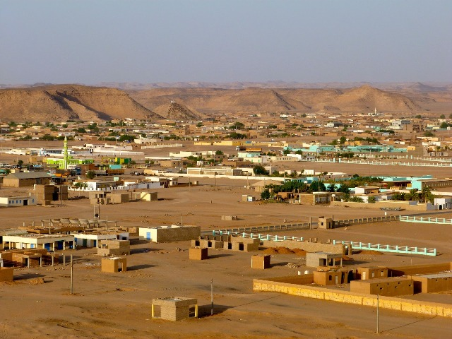 Sudan -- Wadi-Halfa-Sudan