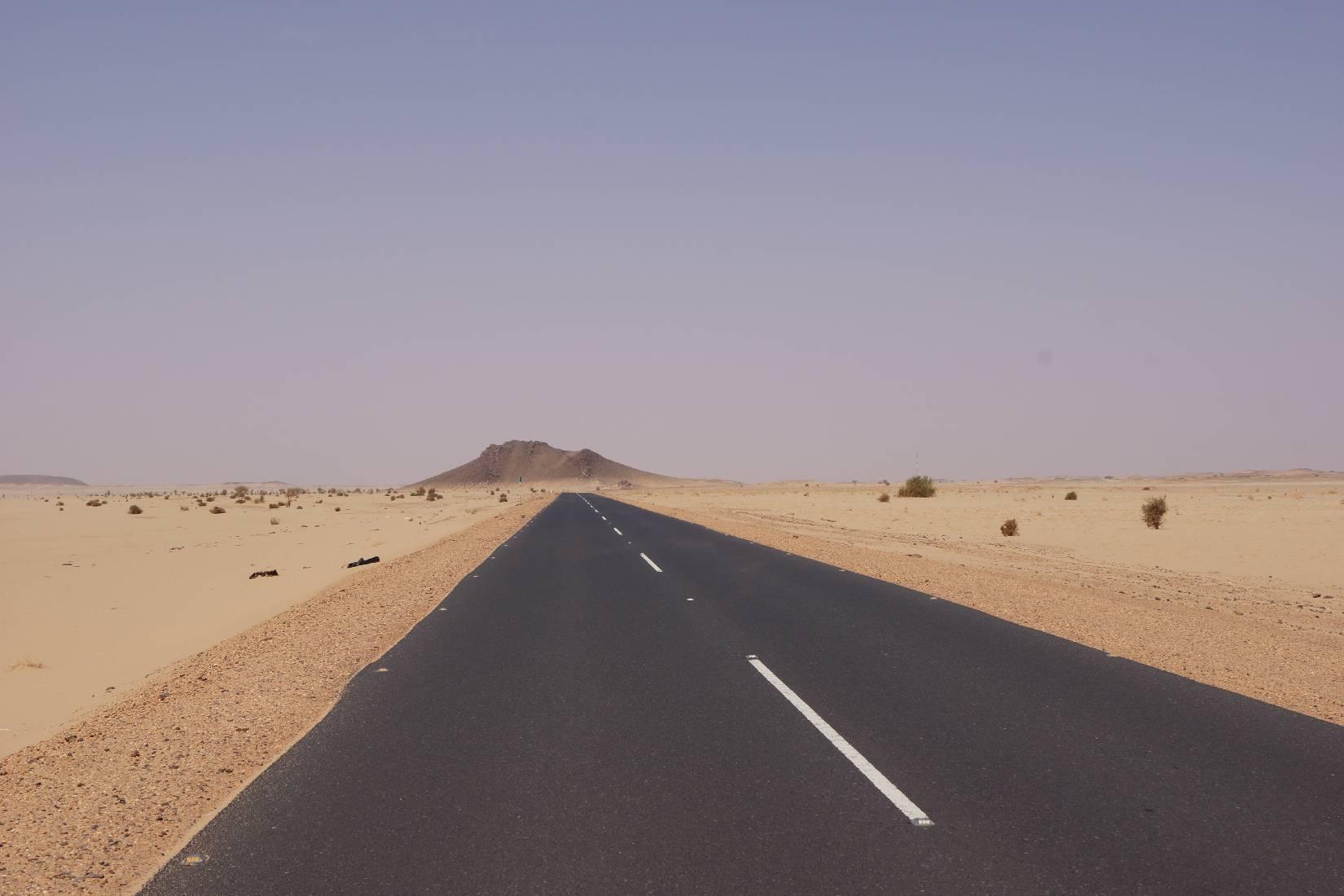 Sudan -- bayuda-desert