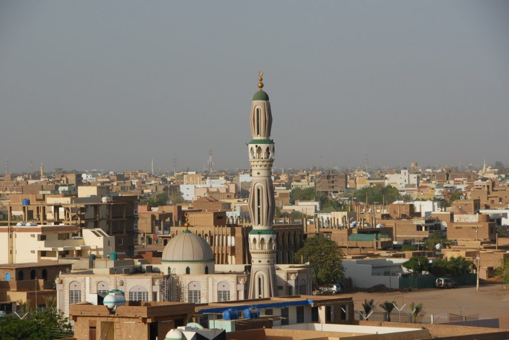 Sudan -- khartoum