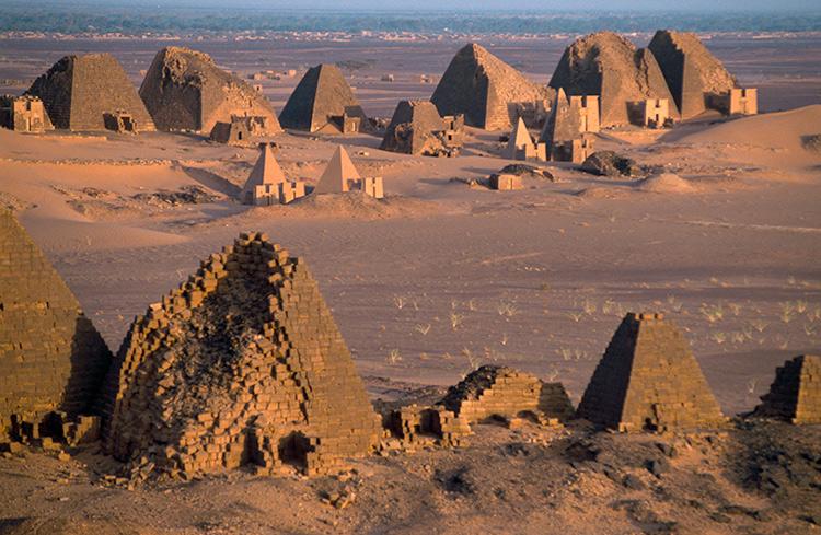 Sudan -- meroe