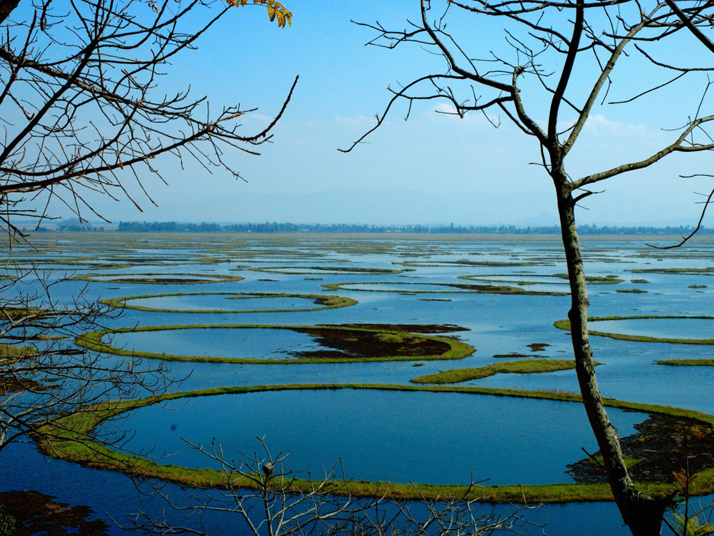 loktak-lake